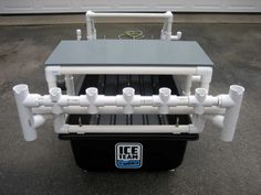 PVC !!! Show us your PVC, Build, add-on, rod holders, ETC. Any with PVC pipe!