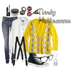 Homemade nerd costume ideas costumes pinterest nerd costumes diy nerd costume solutioingenieria Image collections
