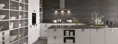 Luxury kitchen furniture by SieMatic for your modern kitchen