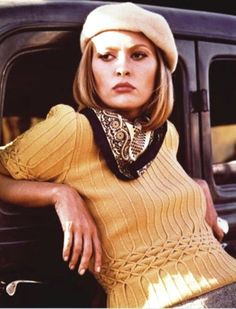 Bonnie and Clyde, directed by Arthur Penn.  http://en.wikipedia.org/wiki/Bonnie_and_Clyde_%28film%29