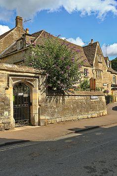 Quaint Little Village of Minchinhampton, Gloucestershire, Cotswolds