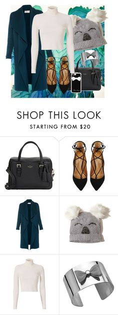 """""""Untitled #753"""" by brandi-gurrola on Polyvore featuring Kate Spade, Aquazzura, L.K.Bennett, Hollister Co., A.L.C. and Casetify"""