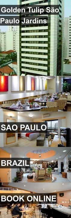 Hotel Golden Tulip São Paulo Jardins in Sao Paulo, Brazil. For more information, photos, reviews and best prices please follow the link. #Brazil #SaoPaulo #GoldenTulipSãoPauloJardins #hotel #travel #vacation