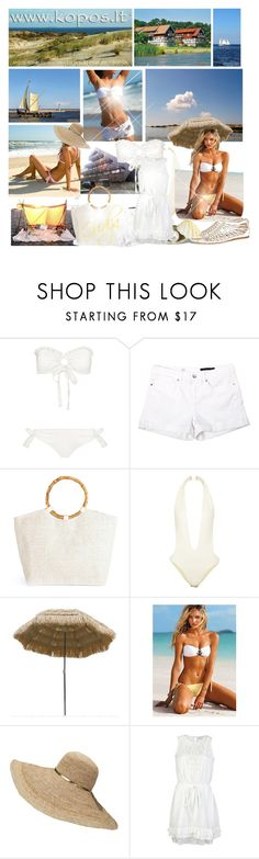"""""""Vacations by the Baltic Sea , vacations to go, Sand Dunes, Nida, Neringa, kopos.lt"""" by ovidija ❤ liked on Polyvore featuring Therapy, MANGO, Tommy Hilfiger, Balmain, Victoria's Secret, Flora Bella, Gold Hawk and Alexander McQueen"""
