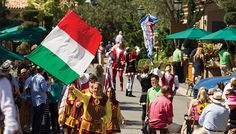 Festa dell'Autunno an autumn festival that takes place Oct. 10 – 12. The festival features a series of events that include authentic Italian cuisine, live entertainment, art, and children's activities.
