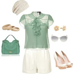 Preppy, created by emily-irvine-roeder on Polyvore