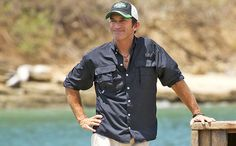 'Survivor' host Jeff Probst on all the ugliness from men toward women this season | EW.com