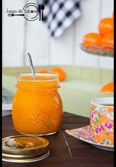 Mermelada de naranja y piña