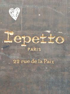Repetto, paris...