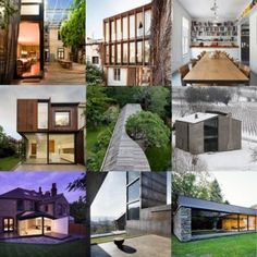 New Pinterest board:  residential extensions