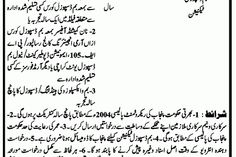 Job Opportunities (District Office Civil Defence Chinot) | New Jobs Portal