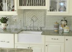 no window above kitchen sink ideas