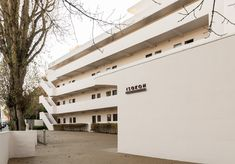 Isokon Building Lawn Road, London NW3 | The Modern House