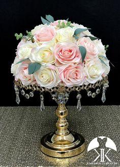 PINK BLUSH Flower Ball Centerpiece, Crown Centerpiece, Red Centerpieces, Rustic Wedding Centerpieces, Mickey Centerpiece, Silver Centerpiece, Sangria Wedding, Plum Wedding, Yellow Wedding