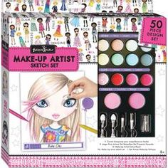 Fashion Angels Make-Up Artist Sketch Set  $13.71
