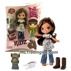 MGA Entertainment Bratz Kidz Series 7 Inch Doll - YASMIN with 2 Sets of Outfit…