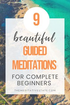 Explore these free guided meditations for beginners on YouTube. They are easy to follow and range from 4 - 27 minutes. By listening to a guided mediation, we pay attention to the voice guiding us, rather than our own thoughts. Allowing us to become more peaceful, mindful and aware. Perfect for beginners interested in Meditation. #Meditation #HowToMeditate #ForBeginners #BeginnersSpirituality #GuidedMeditation