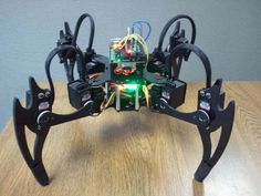 Picture of Arduino Quadruped Robot