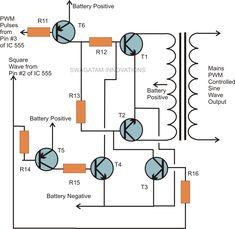 circuit diagram battery