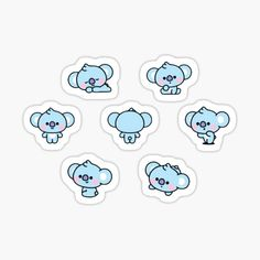 Bts stickers featuring millions of original designs created by independent artists. Pop Stickers, Anime Stickers, Tumblr Stickers, Printable Stickers, Kawaii Stickers, Korean Stickers, Kpop Diy, Journal Stickers, Bts Drawings