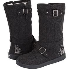 01cc3f8d5d5 Roxy vermont black grey