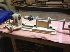 Thread cutting jig - by captbbrooks @ LumberJocks.com ~ woodworking community