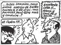 Tintin en Thaïland