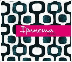 From the pavements of Ipanema to our designs
