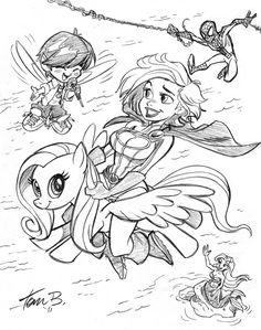 Tom Bancroft: Character design,Illustration,Animation | Character Design