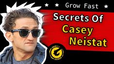 How to Grow a YouTube Channel - The Secrets of Casey Neistat HOW TO GROW A YOUTUBE CHANNEL - THE SECRETS OF CASEY NEISTAT Casey Neistat one of the most watched YouTubers on the planet. In this video I share lessons learned from Casey when it comes to achieving youtube success in 2018 and beyond. Even if your wondering how to grow a youtube channel from 0 this video will guide you though some of the most critical element when it comes to achieving success on YouTube. These are Casey Neistats…