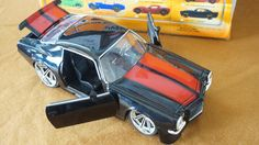 Jada Toy Cars: 1963 Chevy Corvette Stingray | Toy Car Unboxing and Playt...