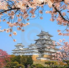 The Himeji Castle, Japan - Download From Over 56 Million High Quality Stock Photos, Images, Vectors. Sign up for FREE today. Image: 19672626