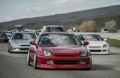 Honda preludes ❤️
