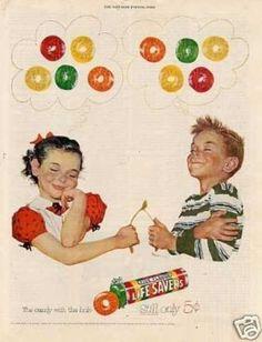 Life Savers Candy (1953)