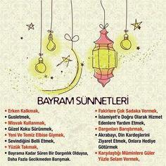 bayram.sunnetler