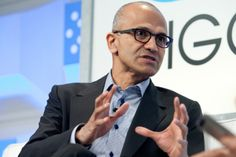 The Gigaom Interview: A chat with Microsoft's Satya Nadella from before he was the (likely) next CEO