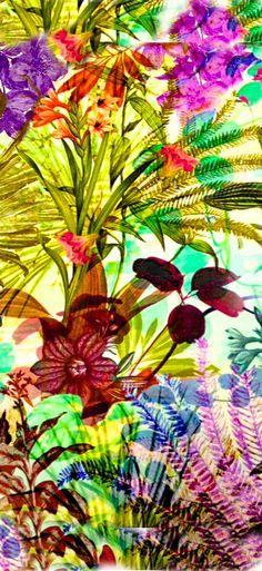 umbrale summer print