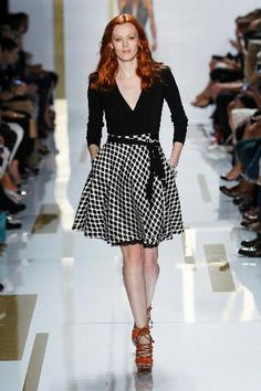 DVF gorgeous, perfect for date night!