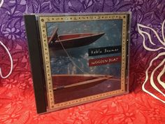 Keola Beamer WOODEN BOAT (1994)  HAWAIIAN Music CD 1994 HTF Collectible Exc Cond #HawaiiPacificIslands