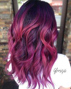 Haar Farben - Hairstyles