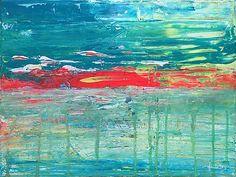 Ondrejkova / Hot summer Paintings, Hot, Summer, Summer Time, Paint, Painting Art, Painting, Painted Canvas, Drawings