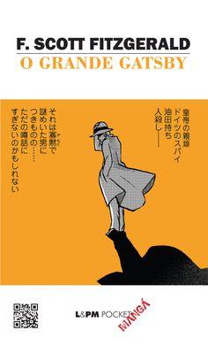 O GRANDE GATSBY - F. Scott Fitzgerald, - L&PM Pocket - A maior coleção de livros de bolso do Brasil