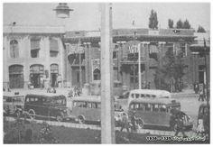 ایستگاه اتوبوس توپخانه 1325 - 1936