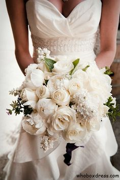 Stunning wedding dress #wedding #gowns