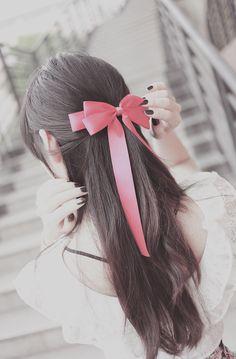 I love the bow!