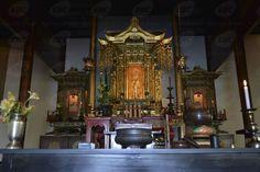 Templo Honpa Hongwanji, ou Templo Shin Budista Terra Pura, de Brasília