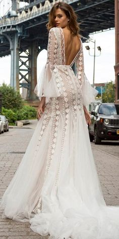 Cute Modest Wedding Dresses To Inspire ❤ See more: www. Cute Modest Wedding Dresses To Inspire ❤ See more: www.weddingforwar… Cute Modest Wedding Dresses To Inspire ❤ See more: www. Lace Wedding Dress With Sleeves, Wedding Dress Trends, Modest Wedding Dresses, Bridal Dresses, Dresses With Sleeves, Causal Wedding Dress, Casual Wedding, Dream Dress, Boho Wedding