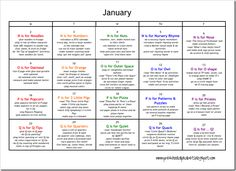 Learning plan. I need to make a schedule of fun, learning things to do with the boy!