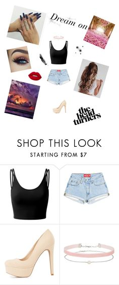 """""""Living the Dream 🌠"""" by lologray ❤ liked on Polyvore featuring Doublju, Charlotte Russe and Miss Selfridge"""