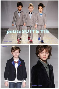 circus mag: petitePARADE &  NEW YORK KIDS FASHION WEEK 2013